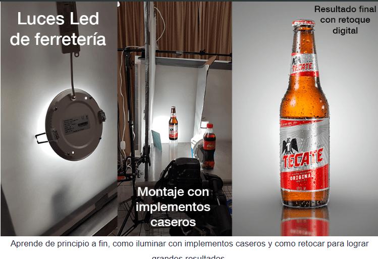Curso Fotografía Profesional con Poco Equipo - Gerardo Gutiérrez
