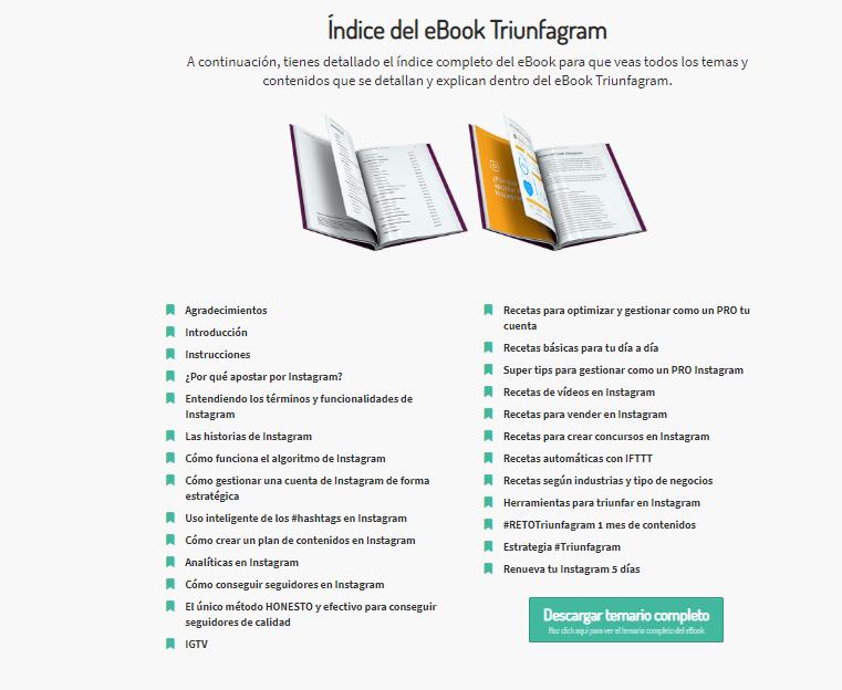 eBooks Triunfagram y Hackagram - Vilma Núñez