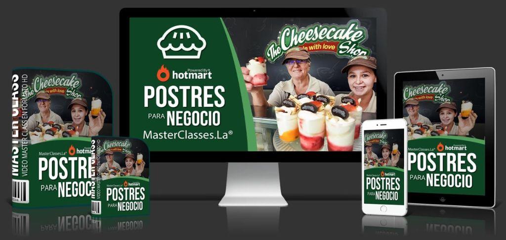 Curso El Negocio de Los Postres – MasterClasses.la