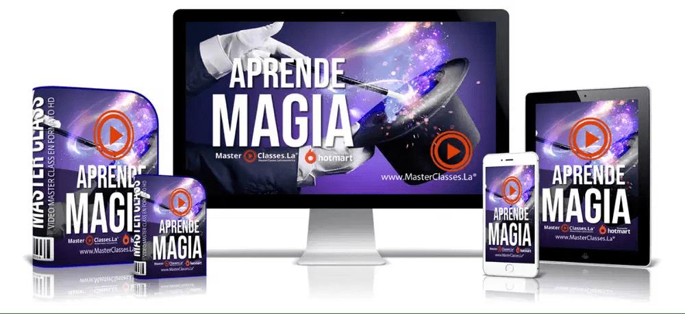 Curso Aprende Magia – MasterClasses.la