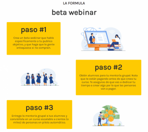 Curso Taller Beta Webinar – Nico Seoane